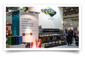 Big Buyer: SEI è al Padiglione 18 Stand D11/E4