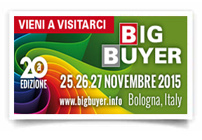Big Buyer: SEI è al Padiglione 18 Stand C19/D22