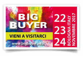 Big Buyer: SEI è al Padiglione 18 Stand C23-D24